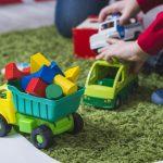 Dónde guardar los juguetes de los niños