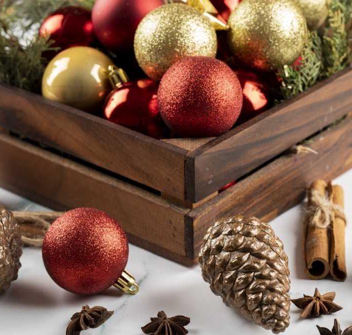 Prepara la casa para la Navidad