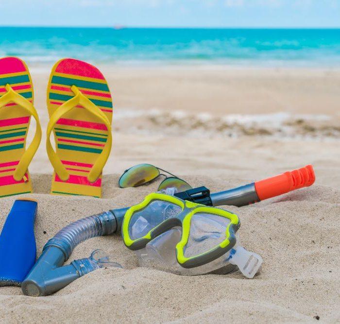 ¿Dónde guardar el material de deportes acuáticos?